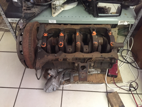 Toyota Quantum 2.5 D4D sub assembly for sale