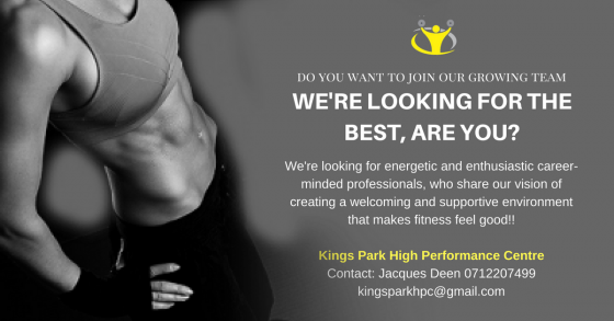 Experienced Personal Trainers
