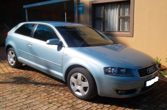 2004 Audi A3 20 Fsi 3dr Hatchback Low Km Clean Condition Junk Mail