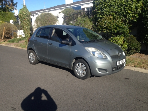 2009 Toyota Yaris 1 3 Nice Small Car With Air Con And Power Steering