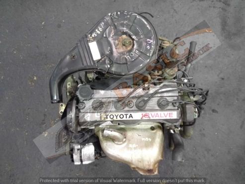 TOYOTA -4A 1.6L CARB