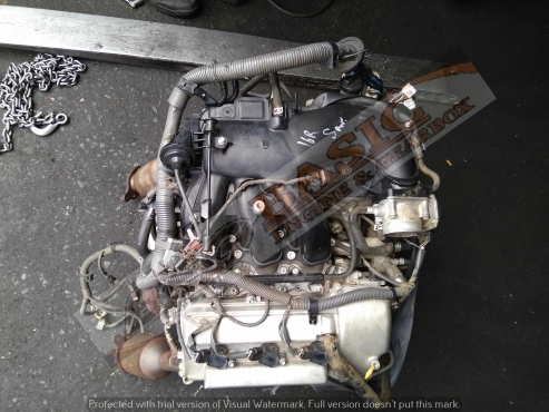 TOYOTA 1GR 4.0 V6 Engine -FORTUNER / PRADO