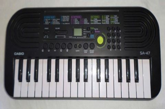 Casio mini keyboard