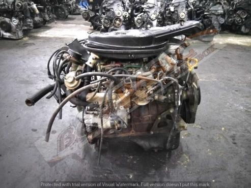 TOYOTA -4A 1.6L CARB 16V Engine -COROLLA / TAZZ