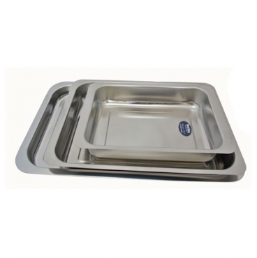 S/steel meat trays
