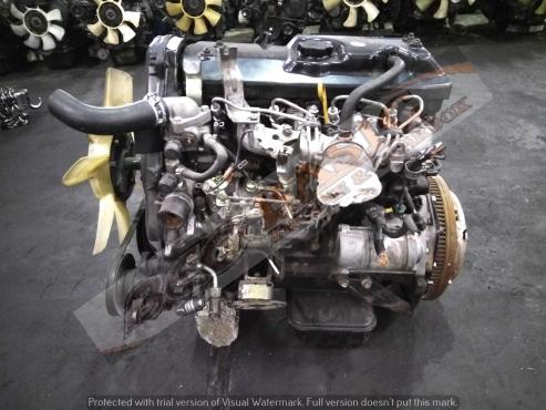 TOYOTA -3L 2.8L DIESEL Engine -HIACE / TRUCK