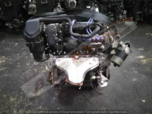 PROTON SAVVY -D4FA 1.2L EFI 12V Engine