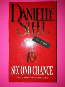 Second Chance - Danielle Steel.