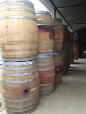 Whisky barrels for sale