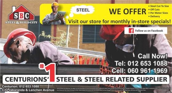 Steel & Steel Relate