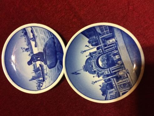 Denmark Miniature Plates