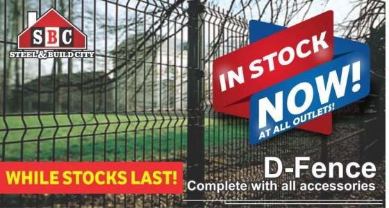 Fencing Available AT