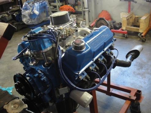 Ford 351c 2v V8 Engine Junk Mail