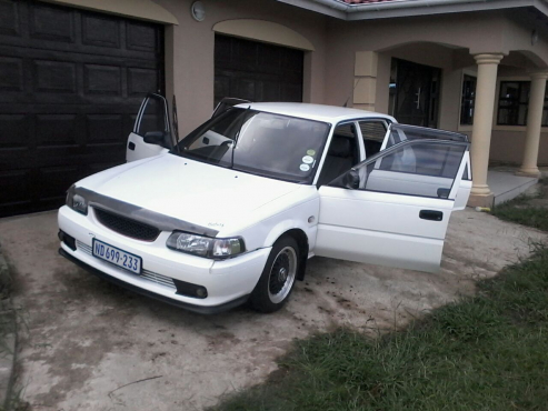 toyota tazz for sale | junk mail