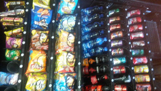 Vending Machine for sale. Great condition.Start your own business.