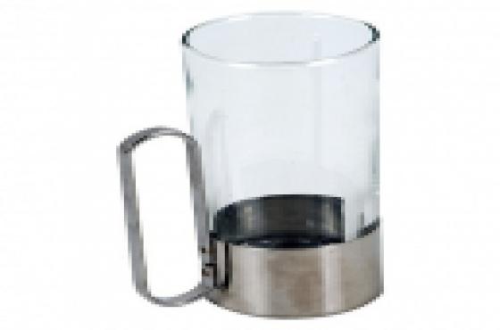 RUSSIAN TEA GLASS HO