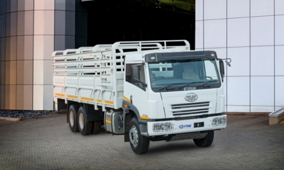 On sale now - FAW Trucks - The Power to be the best