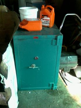 Nice Gun safe for sale