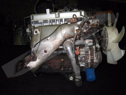 MITSUBISHI COLT -4G64 2.4L EFI 16V Engine