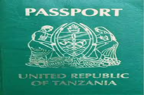 Tanzanian Passport for Engineering student- with valid STUDY VISA LOST on 3rd may 2017