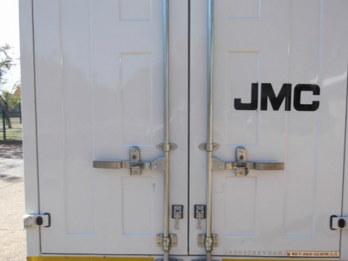 JMC2.8 td single cab swb vanbody std