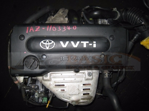 TOYOTA CAMRY -1AZ 2.0L VVTI Top Injector Engine