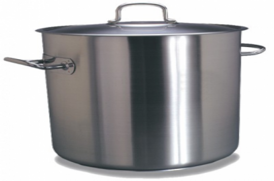 STOCK POTS WITH LIDS