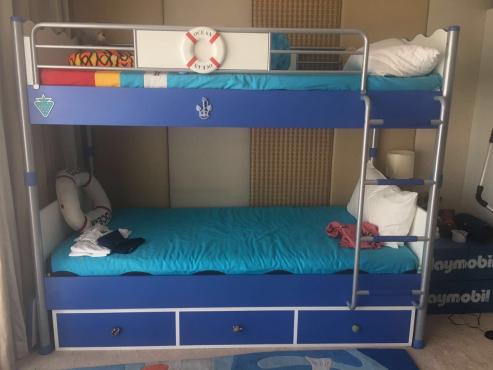 Cilek Design Kids Bedroom Suite
