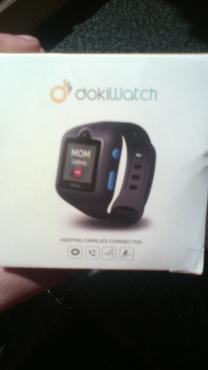 Doki smart watch for kids