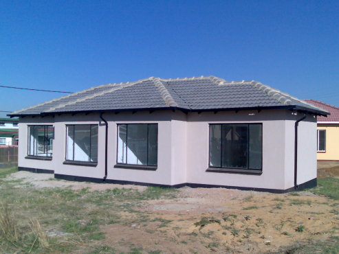 New development area in blue hills midrand for sale junk for Modern homes for sale in 76112