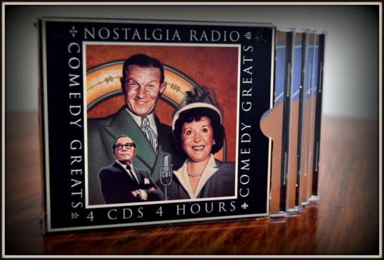 Noistalgia radio radio comedy acts 4 hours .