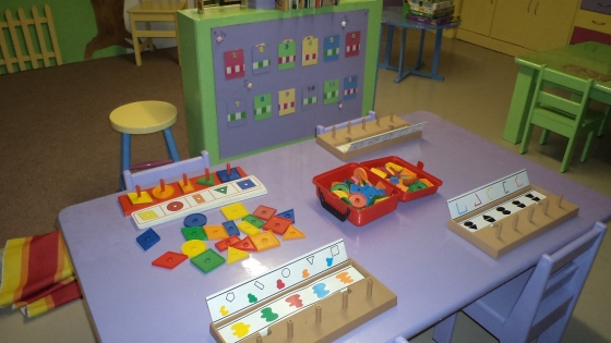 Nursery School Equipment