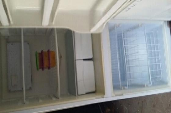 Kic Fridge Freezer 300l