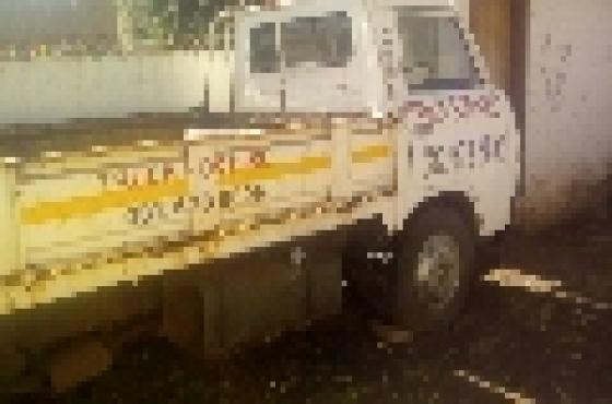 Datsun caball truck