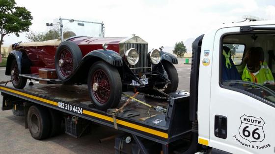 Durban to PTA Car Transport & Car Towing