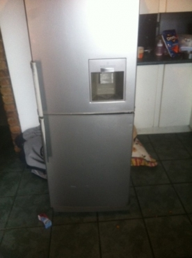 lg fridge for sale and chest freezer