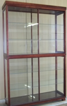 CABINETS, Quality Custom made Display Cabinets for Collectibles, Ornaments etc.  - Best Prizes !