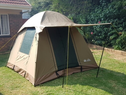 2X Canvas Safari Dome tents for sale & 2X Canvas Safari Dome tents for sale   Junk Mail