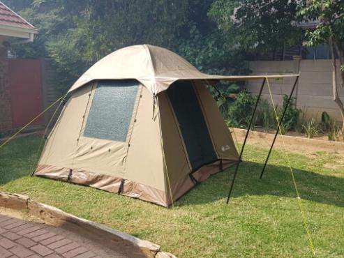 2X Canvas Safari Dome tents for sale & 2X Canvas Safari Dome tents for sale | Junk Mail