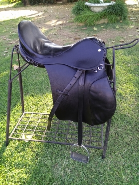 Saddle for sale -Ascot 17