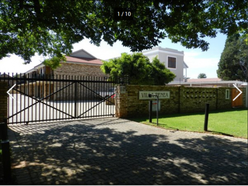 Walking distance from NWU - near 1-Bedroom student flat in small complex