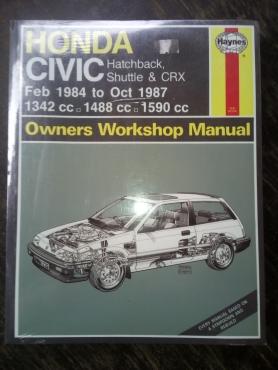 honda civic haynes workshop manual for sale junk mail rh junkmail co za eBay Auto Manuals vintage car repair manuals for sale