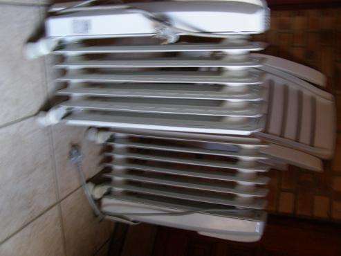 De Longi 7 fin oil heater