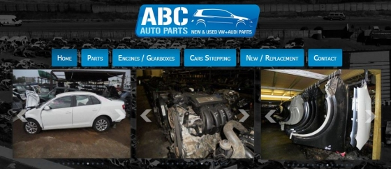 VW and Audi spares ABC Auto Parts