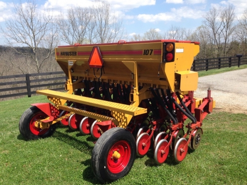 Great Plains 706NT No Till Seed Drill.