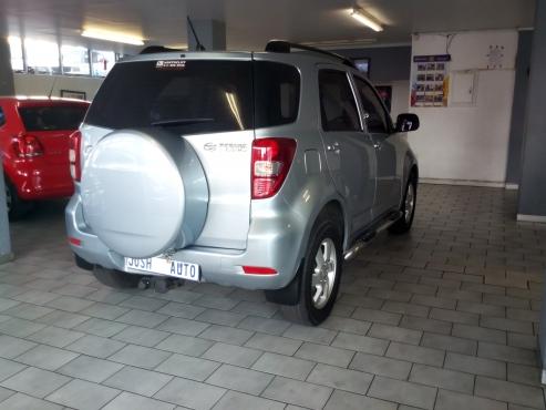 Pre owned 2010 Daihatsu Terios 1.6 v