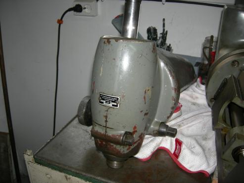 Deckel FP1 Milling Machine Head