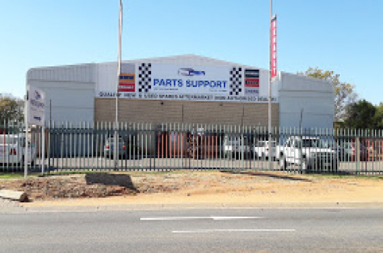 Parts and Spares Support