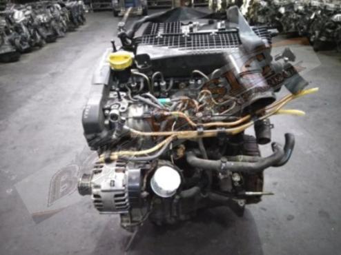 RENAULT -K9KA704 1.5L DCI Engine