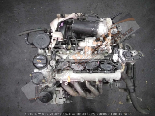 Volkswagen BLP 1.6L FSI 16V Engine -GOLF V